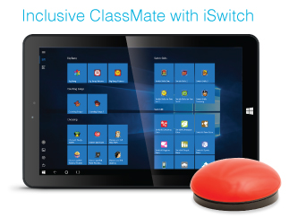 Inclusive ClassMate with iSwitch