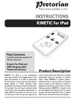 Kinetic for iPad Guide