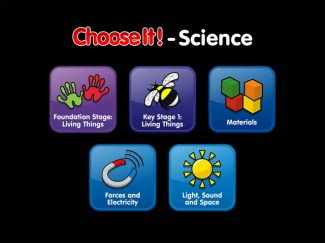 ChooseIt! Ready Mades Science Full Set