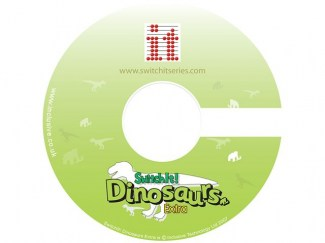 SwitchIt! Dinosaurs Extra